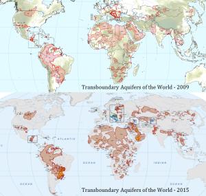 TBA maps compared